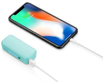 ON Powerbank 2.000 Turquoise