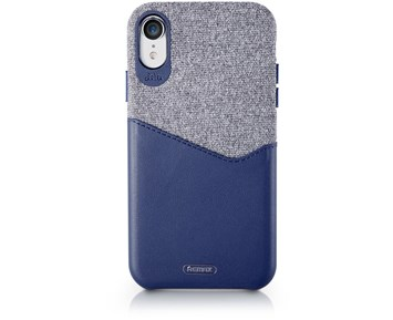 REMAX Hiram creative case Blue iPhone XR