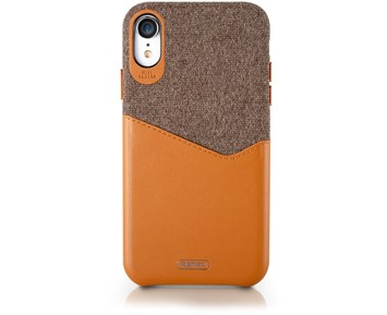 REMAX Hiram creative case Brown iPhone XR