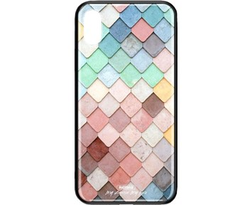 REMAX Yarose series BL-104 Colored tiles iPhone 7/8