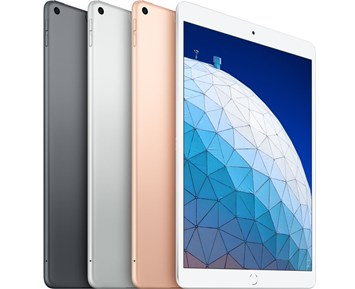 "Apple iPad Air Wi-Fi + Cellular 10.5"" 256GB Silver"