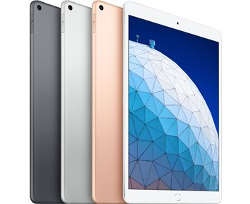 "Apple iPad Air Wi-Fi 10.5"" 64GB Silver"