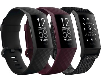 Fitbit Charge 4 Black/Black