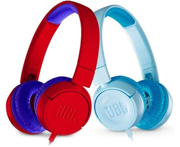 JBL JR300 (Spider Red)