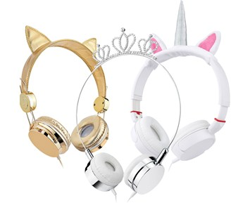 Limited Label Kids Headphone - Animal