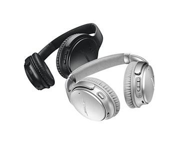 Bose QuietComfort 35 Wireless II - Silver