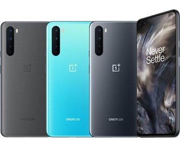 OnePlus Nord Blue Marble 12GB+256GB EU