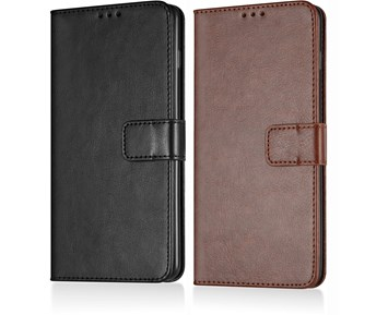 Andersson Premium Wallet Case Black for Samsung S10 Plus
