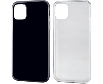 Andersson Soft Case Transparent for iPhone XI Pro