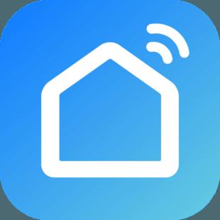Robotstøvsugeren RVC 2.0 kan styres via WiFi med Smart Life-appen.