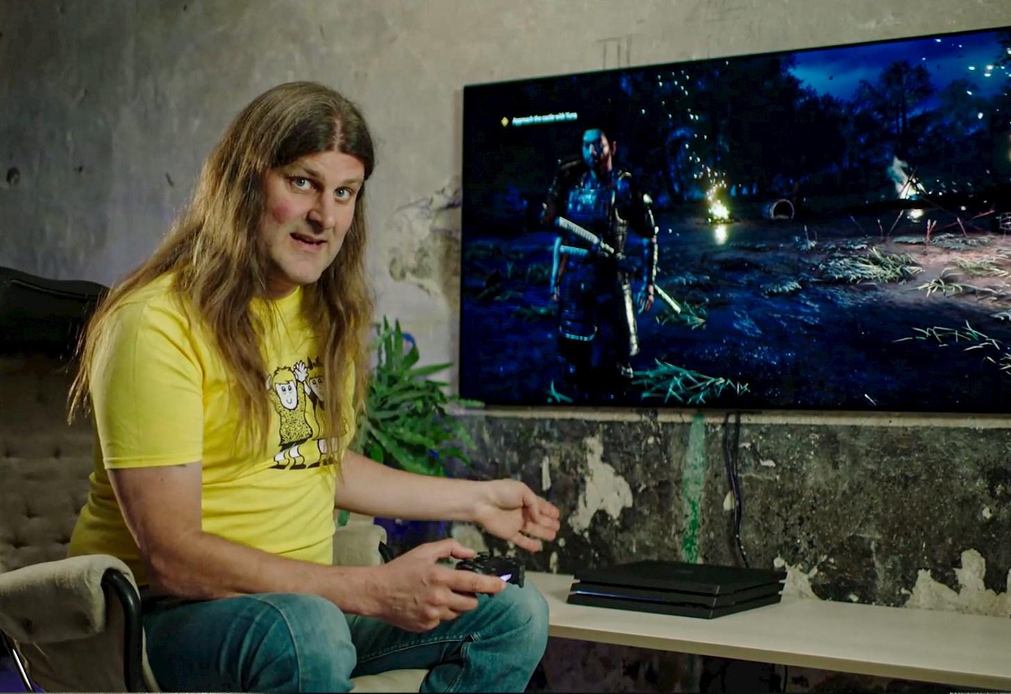 Orvar tester LGs beste TV