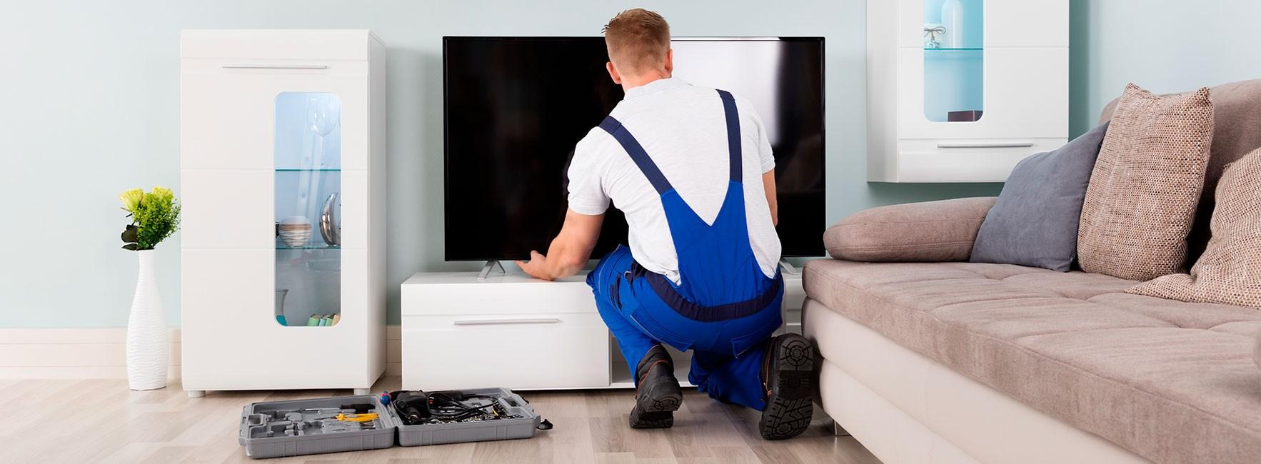 Plassering av TV