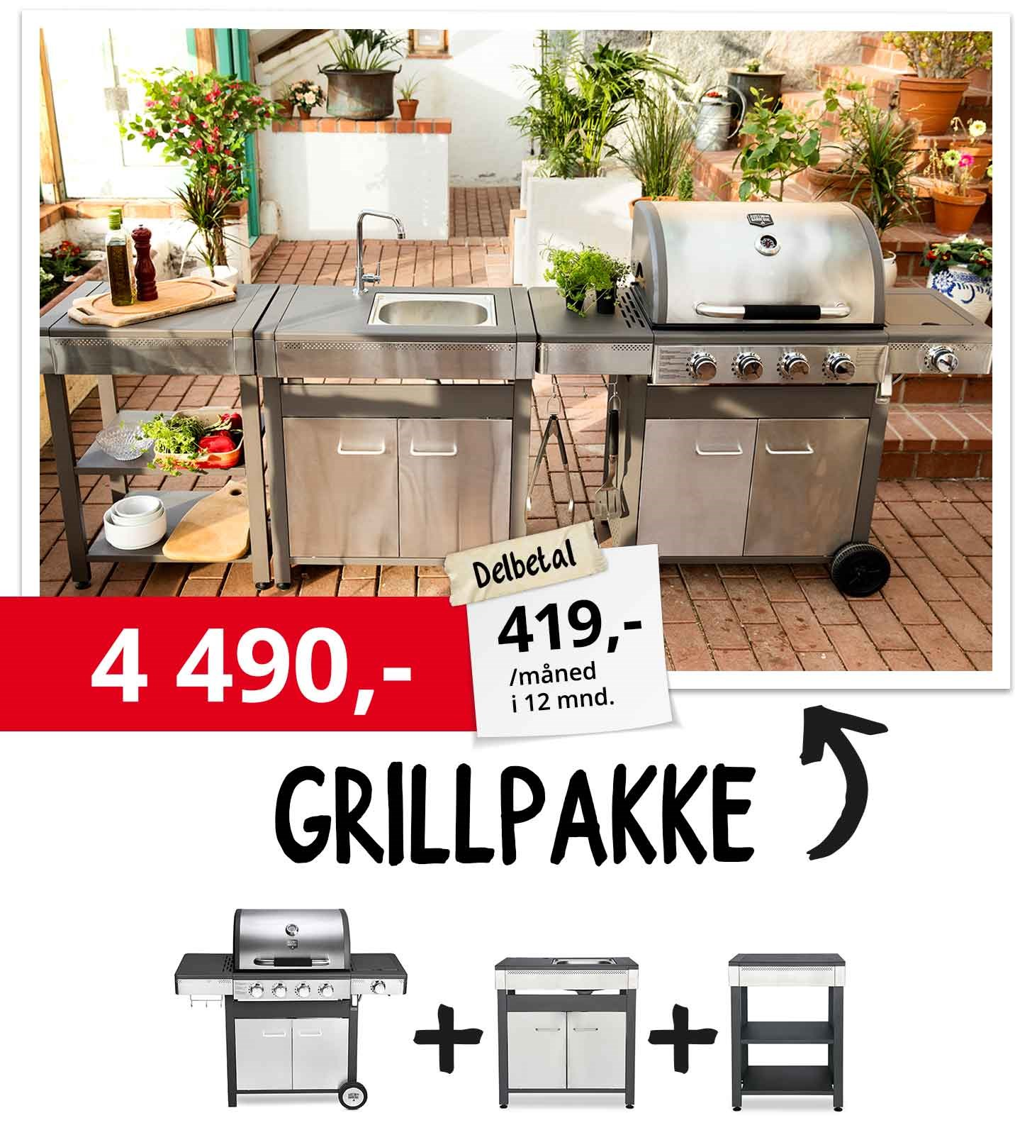 Grillpakke 5990,-