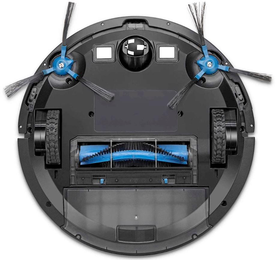 Den roterende rullebørsten gjør RVC 2.2 enda mer effektiv på hår og støv.