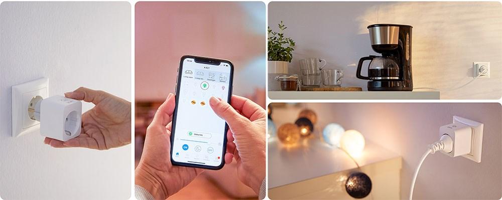 WiZ Smart Plug smartkontakt
