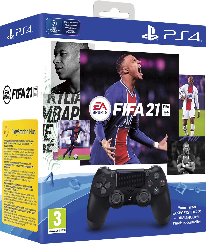 DualShock 4 pluss FIFA 21