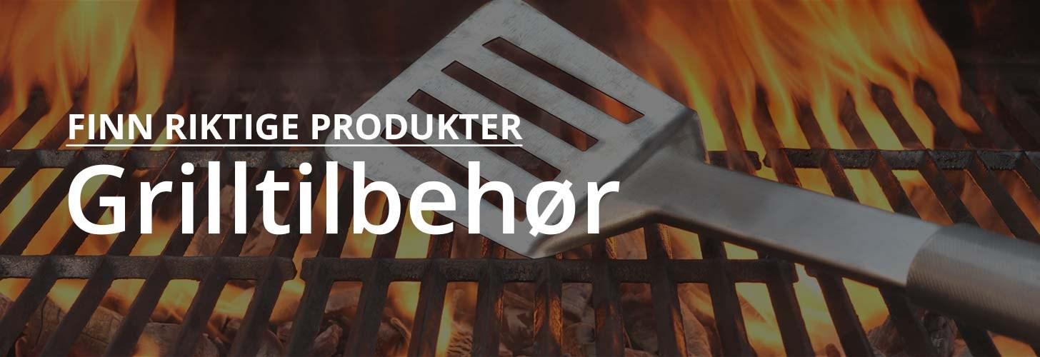 Finn riktige produkter - grilltilbehør