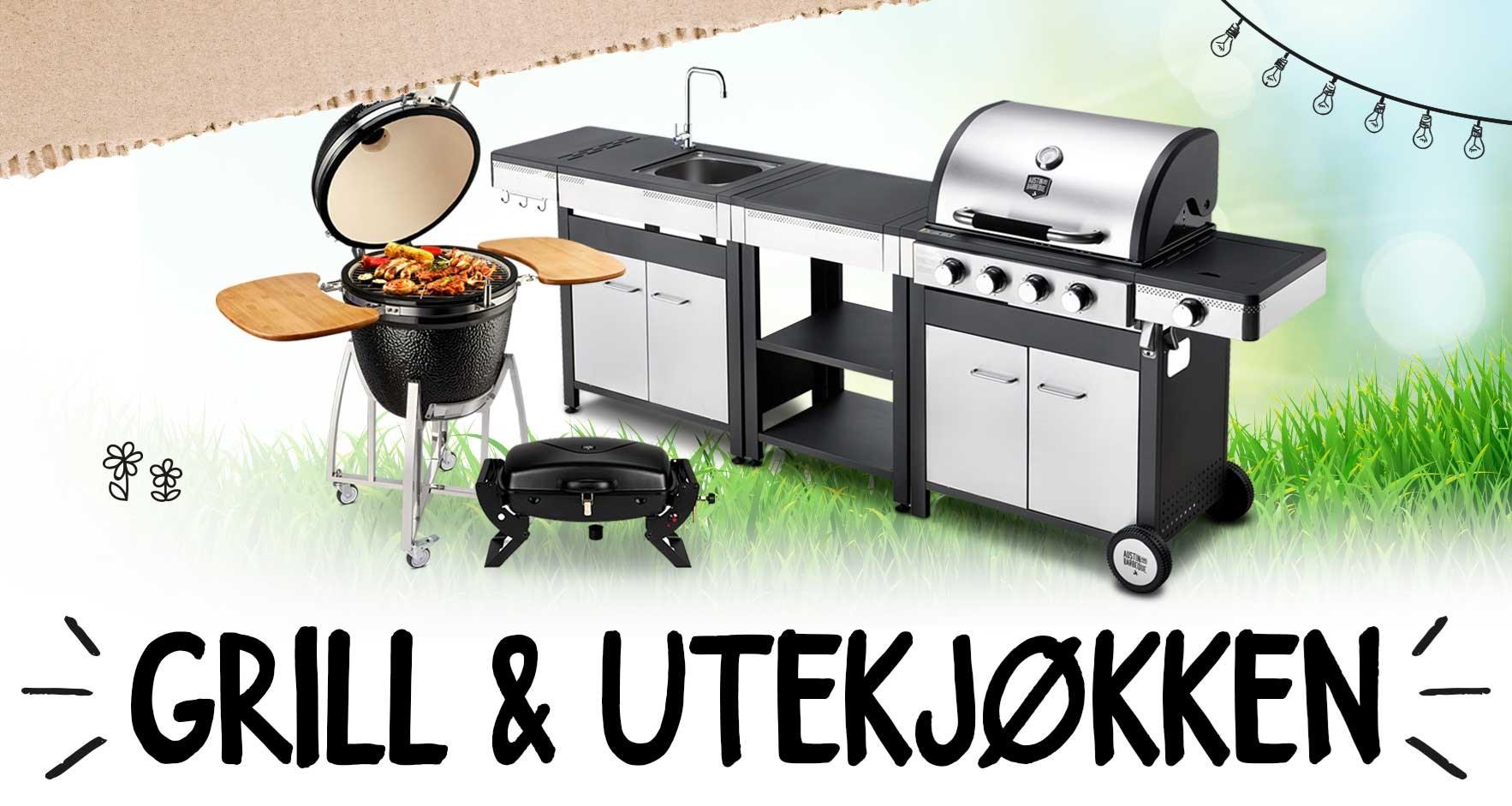 Grill & Utekjøkken