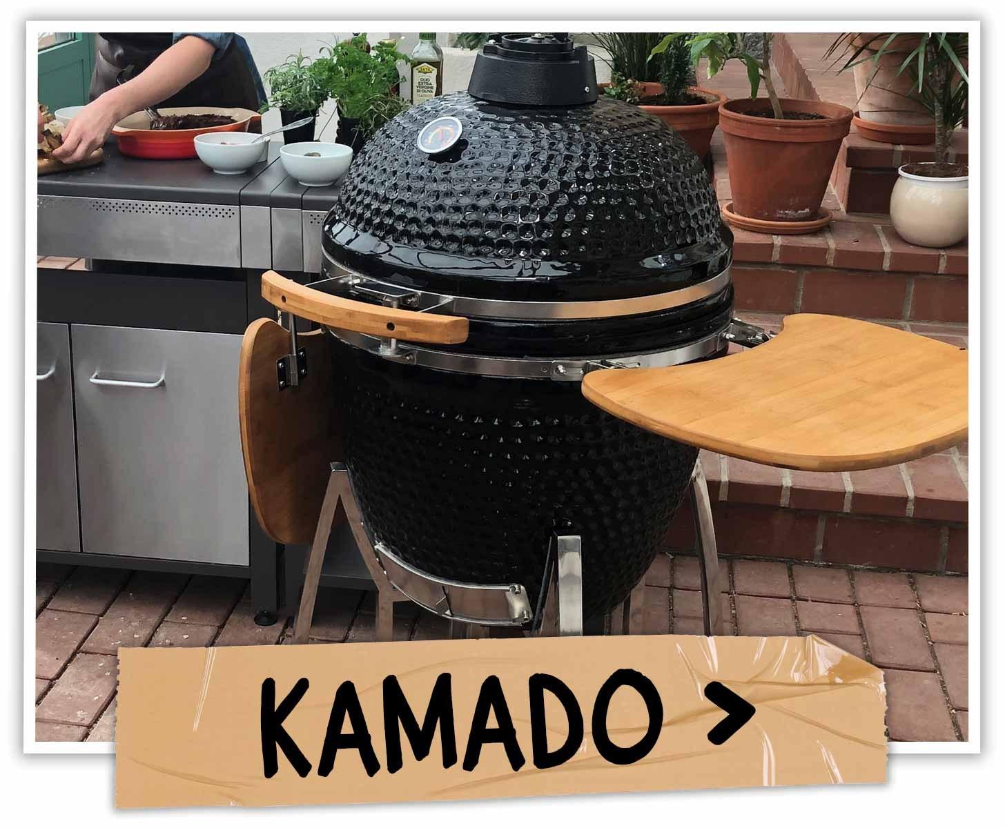 Grillskole - Kamado
