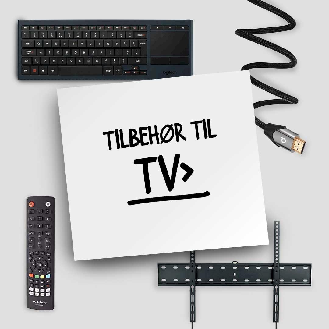 Tilbehør til TV