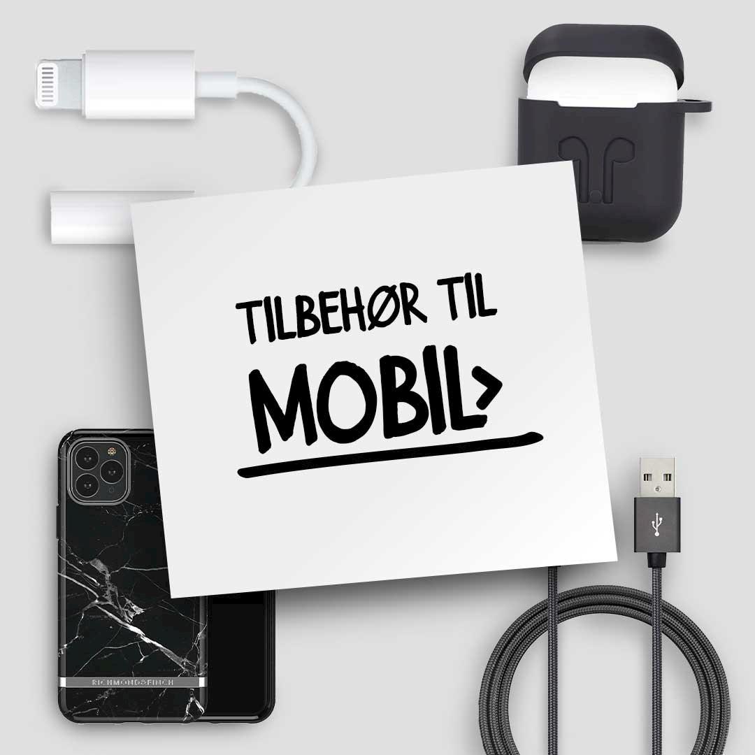 Tilbehør til mobil