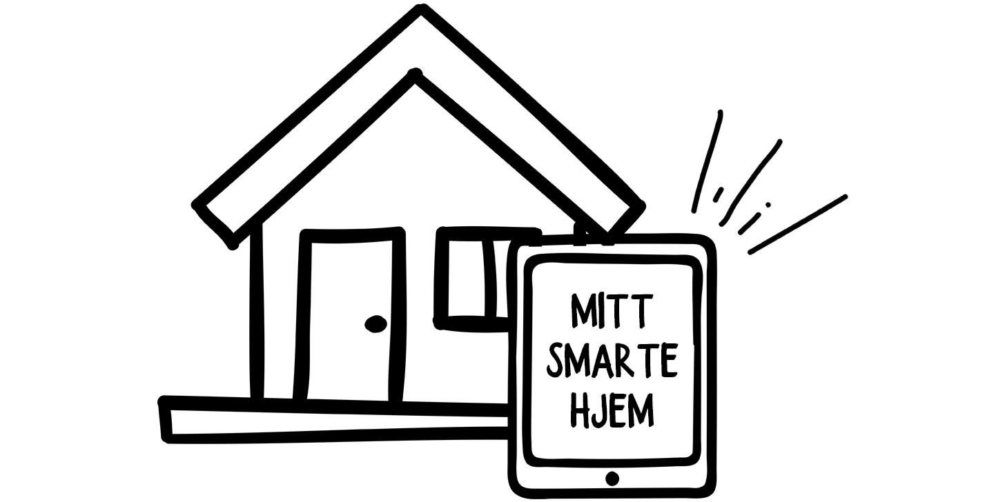 Hva betyr smarte hjem?