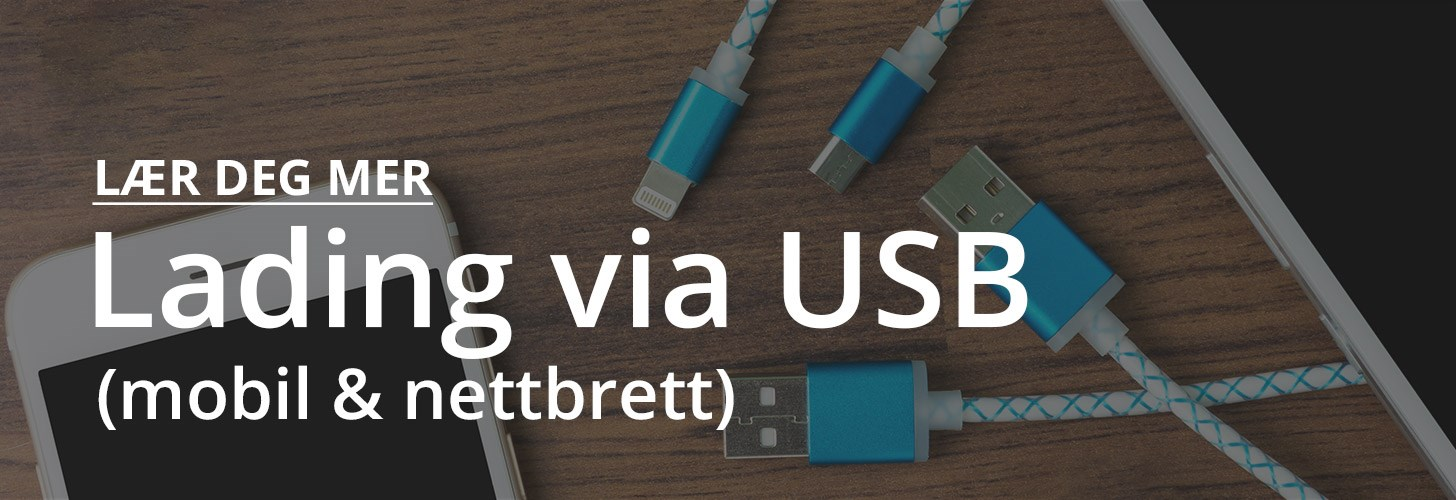 Lading via USB