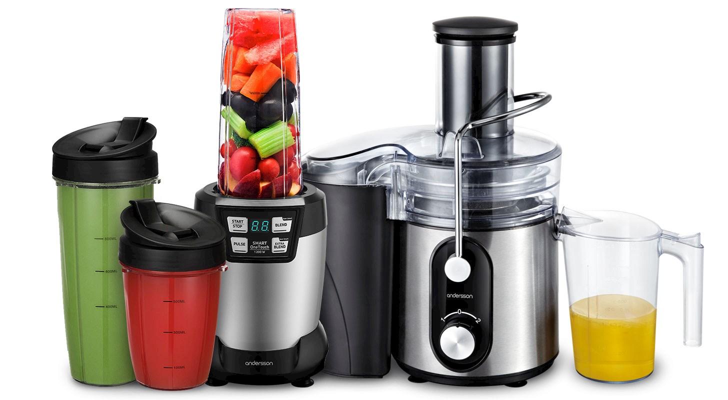 Kjøkkenmaskiner & kjøkkenredskaper