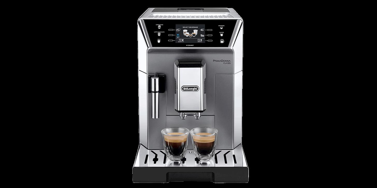 Espressomaskinen Delonghi Primadonna Class ECAM 550.75.MS