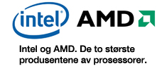Intel og AMD